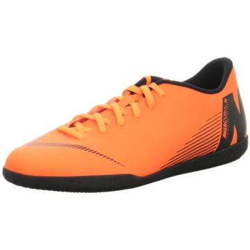 Nike Hallen-Sohle orange