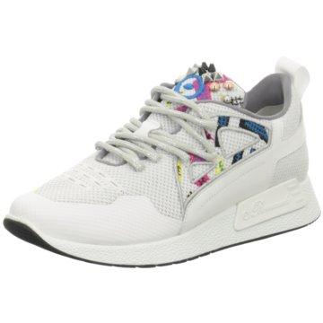 Barracuda Sneaker Low weiß