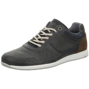 Supremo Sneaker, in Lack-Optik, rot, bordeaux