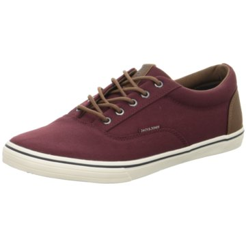 Jack & Jones Skaterschuh rot