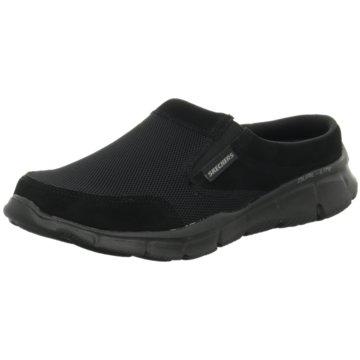 Skechers Clog schwarz