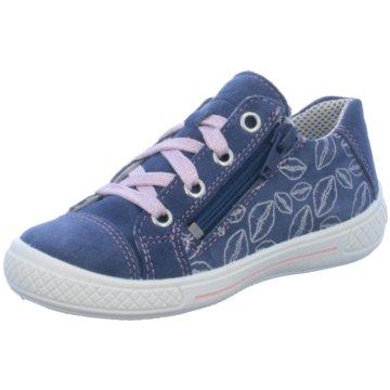 Superfit Sneaker LowTensy blau