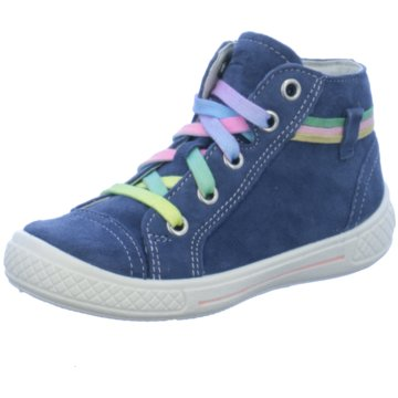 Legero Sneaker High blau