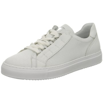 Highway Sneaker Low weiß