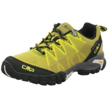 CMP F.lli Campagnolo Outdoor Schuh gelb