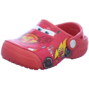 CROCS Offene Schuhe rot