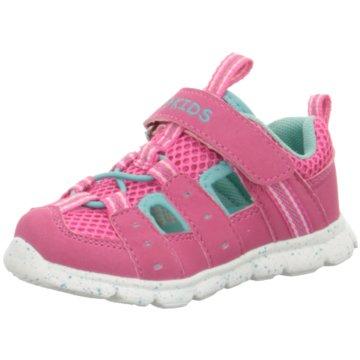 Brütting Sandale pink
