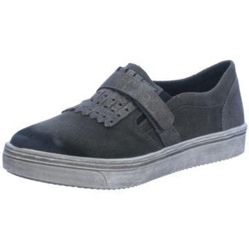 Remonte Komfort Slipper grau
