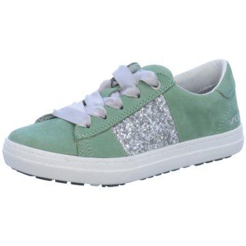 Vado Sportlicher Schnürschuh grün