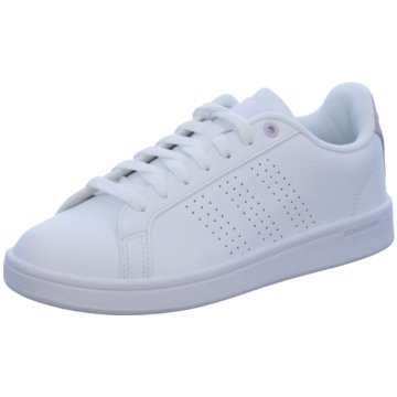 adidas Sneaker LowCloudfoam Advantage Clean Women weiß
