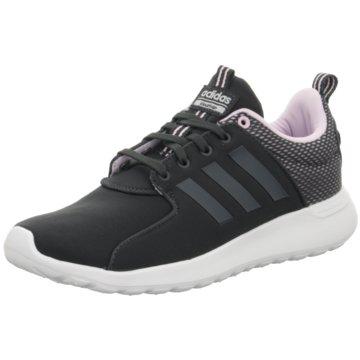 adidas Sneaker LowCloudfoam Lite Racer Women schwarz