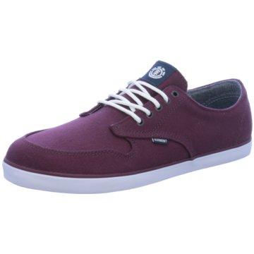 Element Sneaker Low rot