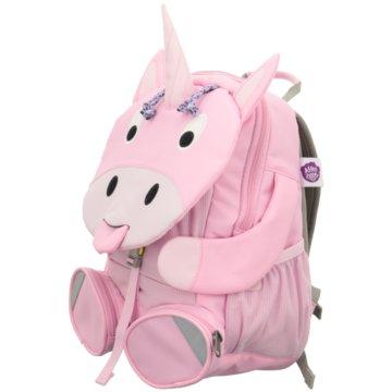 Affenzahn Rucksack pink