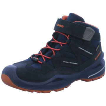 LOWA Wander- & Bergschuh blau