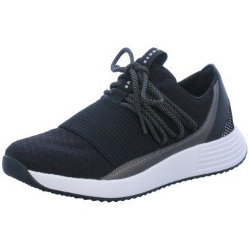 Under Armour Sneaker Sports schwarz
