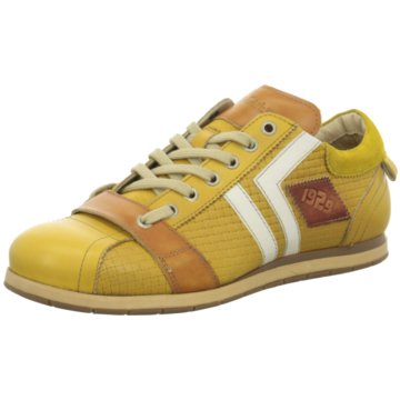 Kamo-Gutsu Sneaker Low gelb