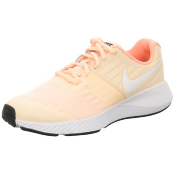 Nike Laufschuh orange