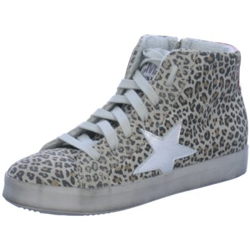 Meline Sneaker High animal