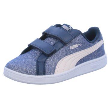 Puma Klettschuh blau