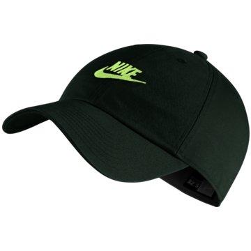 Nike CapsSPORTSWEAR HERITAGE86 FUTURA WASHED - 913011-337 schwarz