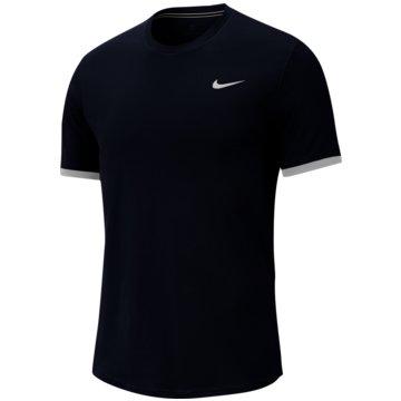 Nike T-ShirtsNikeCourt Dri-FIT Men's Short-Sleeve Tennis Top - 939134-452 -