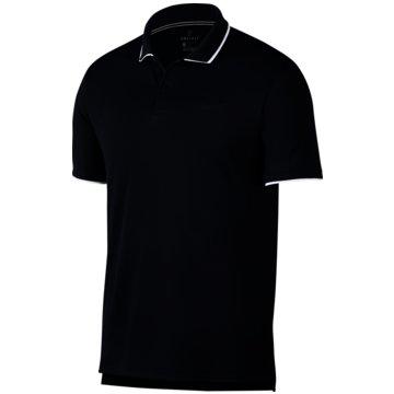 Nike PoloshirtsCOURT DRI-FIT - 939137-452 schwarz