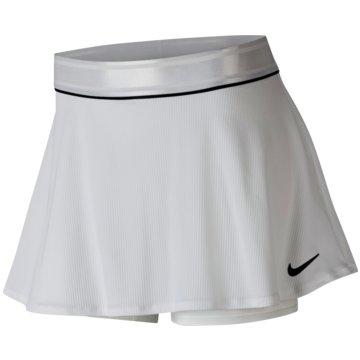 Nike RöckeNIKECOURT DRY WOMEN'S SKIRT NIKECOU - 939318 weiß