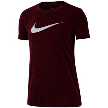 Nike T-ShirtsDRI-FIT - AQ3212-638 rot