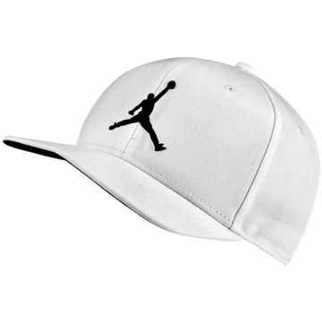 Nike CapsJORDAN PRO JUMPMAN SNAPBACK - AR2118-101 weiß