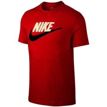 Nike T-ShirtsNIKE SPORTSWEAR MEN'S T-SHIRT - AR4993 rot