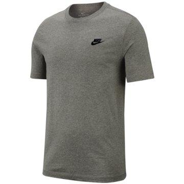 Nike T-ShirtsSPORTSWEAR CLUB - AR4997-064 grau