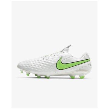 Nike Nocken-SohleTIEMPO LEGEND 8 ELITE FG - AT5293-030 weiß