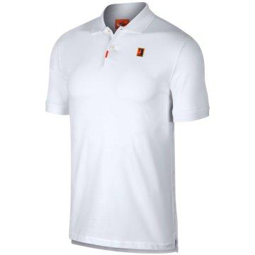 Nike PoloshirtsTHE POLO - BQ4461-100 weiß