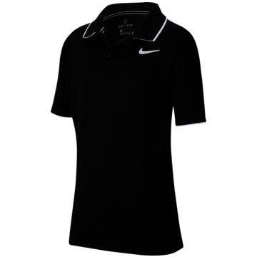 Nike PoloshirtsCOURT DRI-FIT - BQ8792-010 schwarz