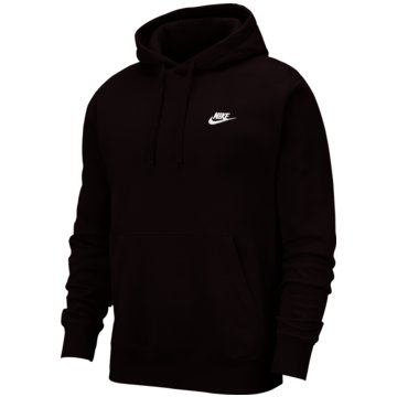 Nike HoodiesSPORTSWEAR CLUB FLEECE - BV2654-263 schwarz
