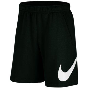 Nike kurze SporthosenSPORTSWEAR CLUB - BV2721-337 schwarz
