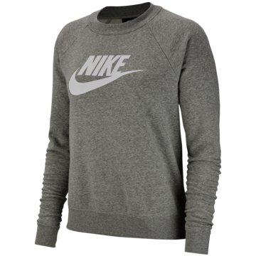 Nike SweatshirtsW NSW ESSNTL CREW FLC HBR - BV4112 grau