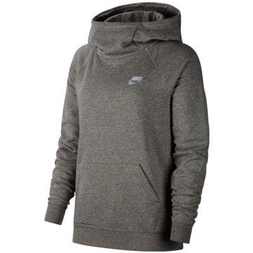 Nike HoodiesSPORTSWEAR ESSENTIAL - BV4116-063 grau