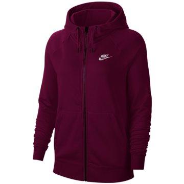 Nike SweatjackenNike Sportswear Essential Women's Full-Zip Fleece Hoodie - BV4122-564 -