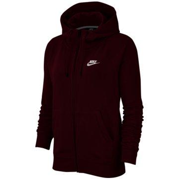 Nike SweatjackenNike Sportswear Essential Women's Full-Zip Fleece Hoodie - BV4122-638 -