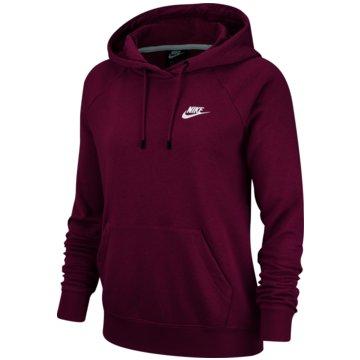 Nike HoodiesNike Sportswear Essential Women's Fleece Pullover Hoodie - BV4124-564 -