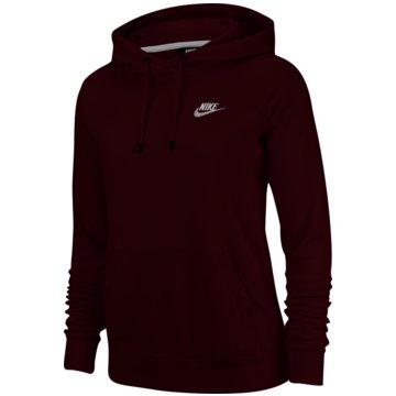 Nike HoodiesNike Sportswear Essential Women's Fleece Pullover Hoodie - BV4124-638 -