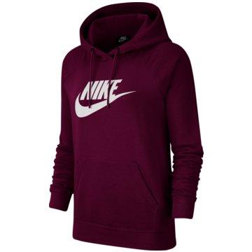 Nike HoodiesNike Sportswear Essential Women's Fleece Pullover Hoodie - BV4126-564 -