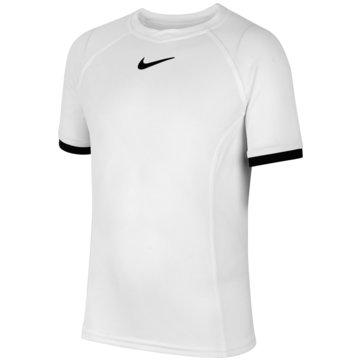 Nike T-ShirtsCOURT DRI-FIT - CD6131-101 weiß