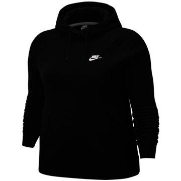 Nike HoodiesSPORTSWEAR ESSENTIAL - CJ0409-010 schwarz