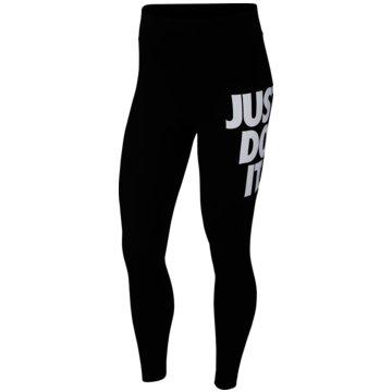 Nike TightsNike Sportswear Leg-A-See JDI Women's 7/8 Leggings - CJ2657-011 schwarz