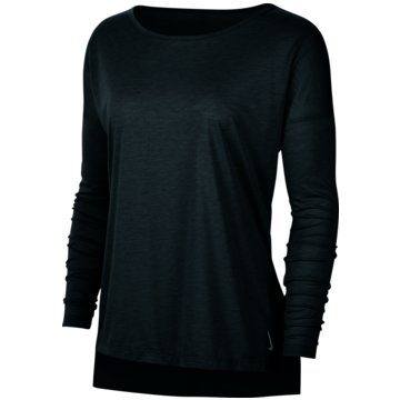Nike SweatshirtsDRI-FIT YOGA - CJ9324-387 grau