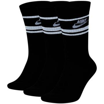 Nike Hohe SockenSPORTSWEAR ESSENTIAL - CQ0301-010 schwarz