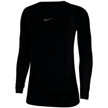Nike SweatshirtsNike Infinite Women's Long-Sleeve Running Top - CU3122-010 -