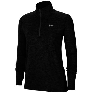 Nike SweatshirtsNike Element Women's 1/2-Zip Running Top - CU3220-010 -